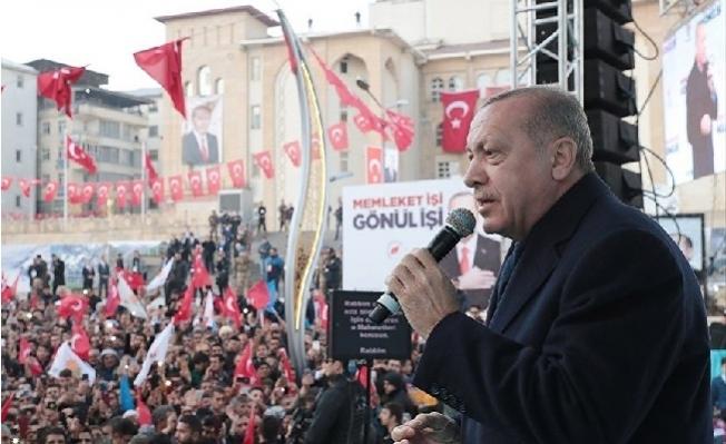 """""""HDP'ye Oy Verenlere Değil, Yönetenlere Terörist Diyorum"""""""