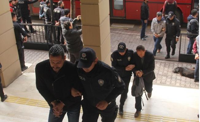İhraç Polislere FETÖ Operasyonu