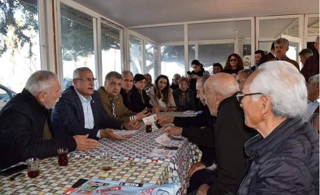 """Mersin'de Seçimin Kaderini Değiştirecek Açıklama: """"Akdeniz'de CHP+HDP İttifakı Yok"""""""