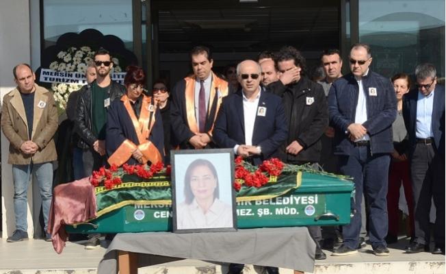 Mersin Üniversitesinin Acı Kaybı, Feray Fennibilek Son Yolculuğuna Uğurlandı