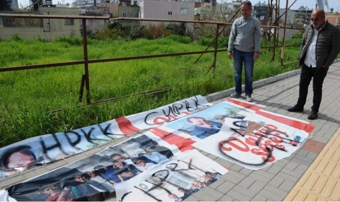 Mersin'de Seçim Öncesi Tehlikeli Provokasyon!