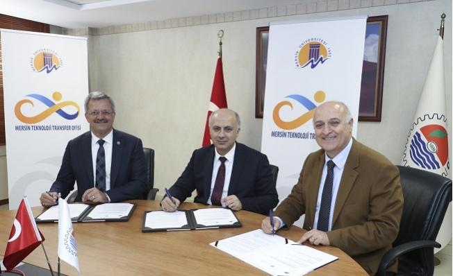 MTSO, MTOSB ve MEÜ Arasında Stratejik İşbirliği Protokolü İmzalandı