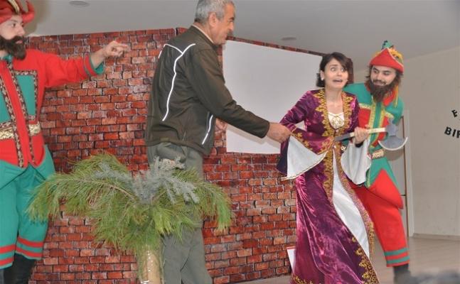 Orman Haftası Kutlamaları 20 Okulda Tiyatro Gösterisiyle Sürüyor