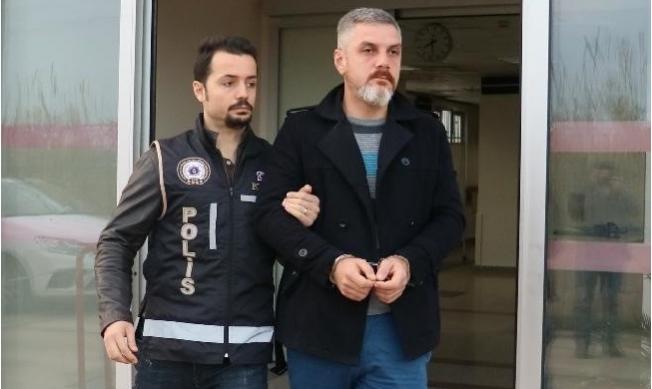 Polislikten İhraç Edilen Şahıs FETÖ'den Tutuklandı