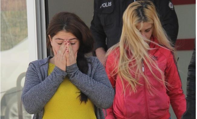 Şoförü Soyup Suçu Öldürülen Akrabasına Attı