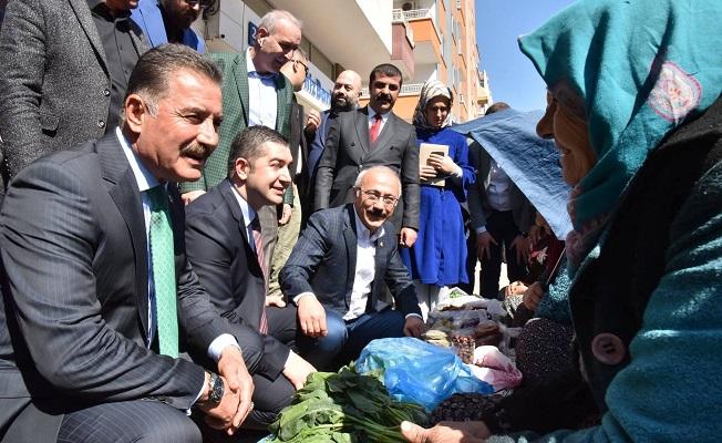 """Tuna: """"31 Mart'ta Mersin'de Cumhur İttifakı ile Zafer Yazacağız"""""""