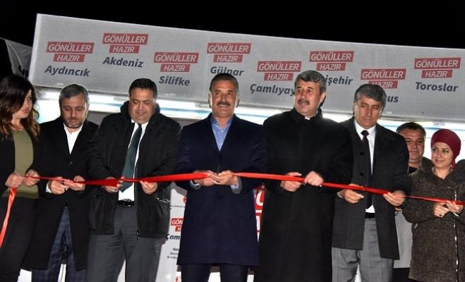 """Tuna: """"Anamur'da Tarım ve Turizm Kazanacak"""""""