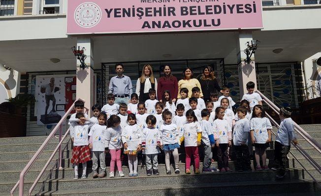 Yenişehir Belediye Anaokulu'na Avrupa'dan Ödül
