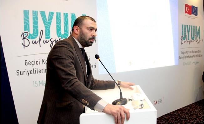 """Yıldızgörer: """"Devletimiz Suriyeliler İçin Dünyanın Yapamadığını Yapmıştır"""""""