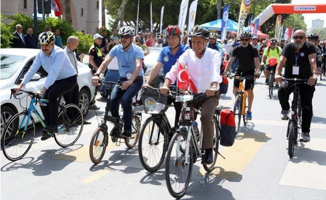 5.Tour Of Mersin Heyecanı Sona Erdi.