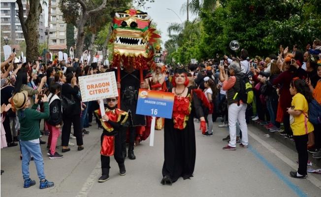 Adana'daki Portakal Çiçeği Festivali Otelleri Doldurunca Komşu Mersin'e Taştı