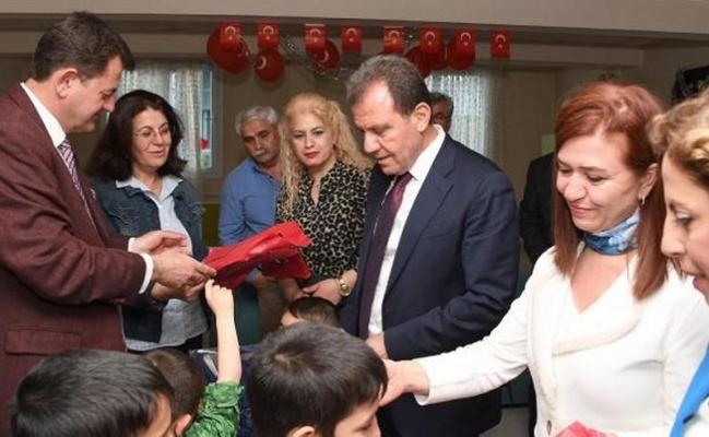 Başkan Seçer, 'Sevgi Evleri'ni Ziyaret Etti