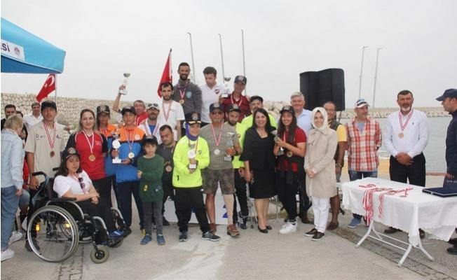 Bedensel Engelliler Yelken Türkiye Şampiyonası Sona Erdi