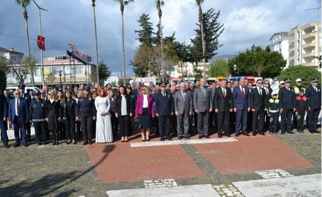 Bozyazı'da Türk Polis Teşkilatı'nın 174. Kuruluş Yıldönümü Kutlandı