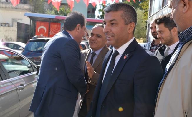 CHP Anamur İlçe Yönetimi Görevden Alındı