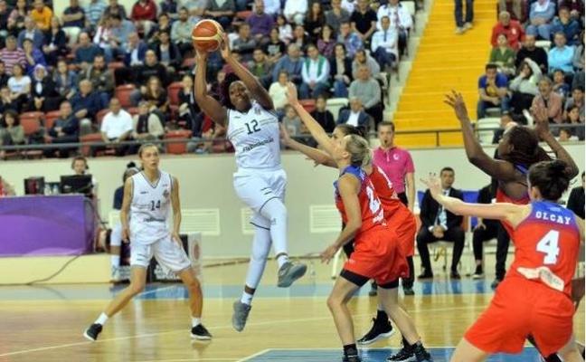 Çukurova Basketbol - BOTAŞ: 74-50