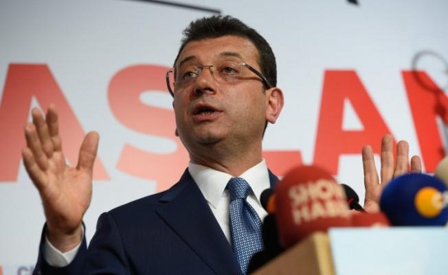 Ekrem İmamoğlu: İBB Başkanı Karşınızda Duruyor