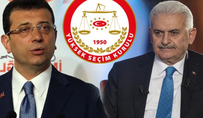 İstanbul'da Oy Farkı Ne Kadar Oldu?