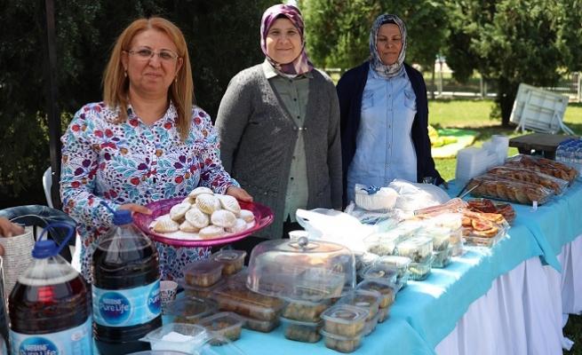 Kadın Emekçiler Mersin Çoçuk Festivali'nde