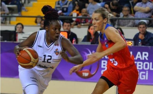 Kadınlar BSL'de İlk Finalist Çukurova Basketbol