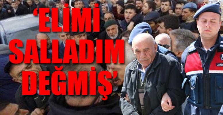 """""""Elimi Salladım, Kılıçdaroğlu'na Değmiş"""""""