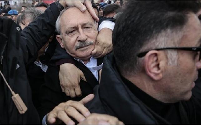 """""""Kılıçdaroğlu'nu Daha Büyük Tehlike Bekliyormuş"""""""