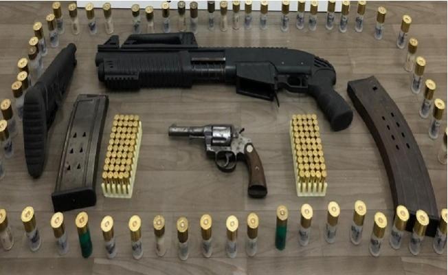 Mersin'de Aranan 94 Kişi Yakalandı