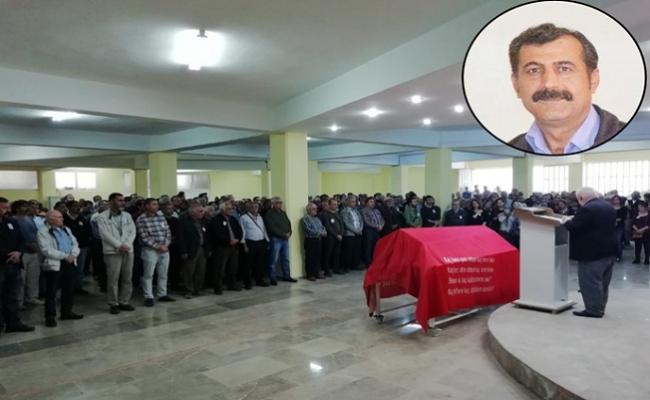 Mersin'de KHK'lı Öğretmen Kansere Yenik Düştü.