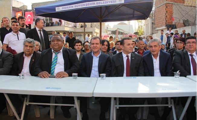 Mersin'de Dünya Romanlar Günü Renkli Görüntülere Sahne Oldu