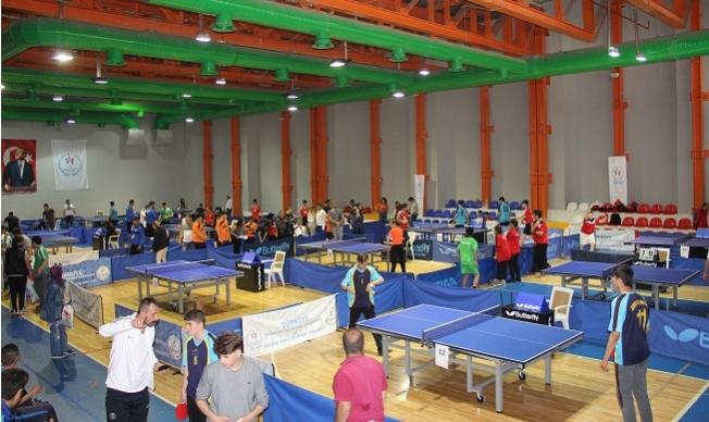 Mersin'de Yapılan Özel Sporcular Türkiye Şampiyonası Sona Erdi