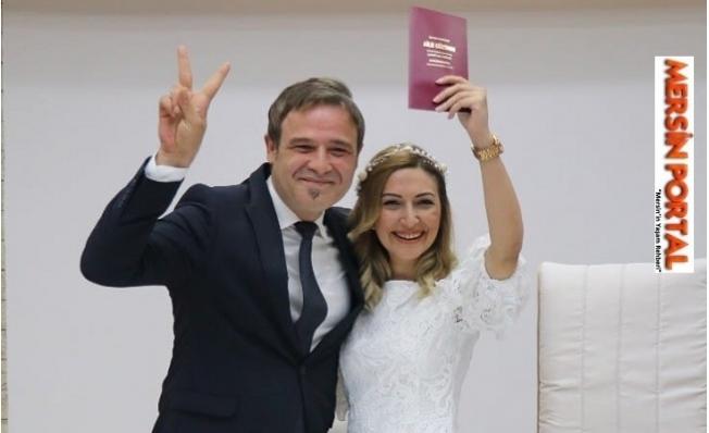 Özgür-Serpil Kutlay Çifti Dünya Evine Girdi