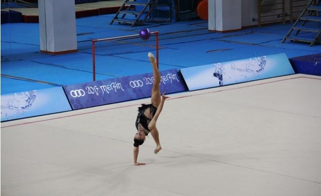 Ritmik Cimnastik Türkiye Şampiyonası Sona Erdi