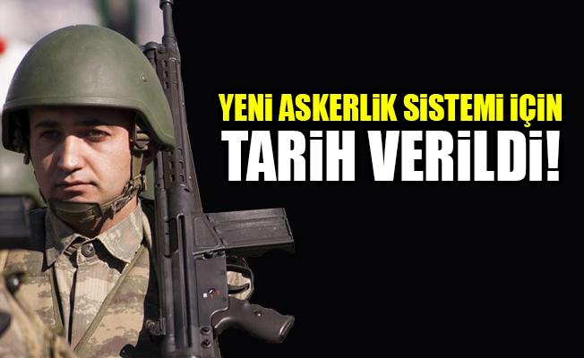 AK Parti'den Flaş 'Yeni Askerlik Sistemi' Açıklaması