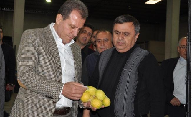 Başkan Seçer, Dünya Çiftçiler Gününü Kutladı.