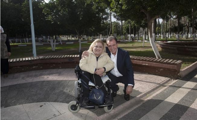 Başkan Seçer, Dünya Engelliler Haftasını Kutladı.
