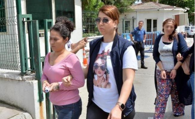 Cezaevi Arkadaşı 2 Kadın, Kuyumcuya Sahte Altın Satmak İsterken Yakalandı