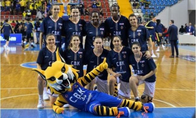 Çukurova Basketbol Şampiyonluğa Odaklandı
