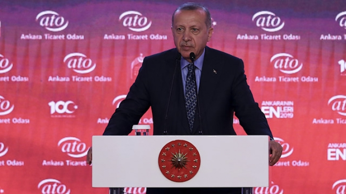 Cumhurbaşkanı Erdoğan'dan Çarpıcı Açıklamalar...