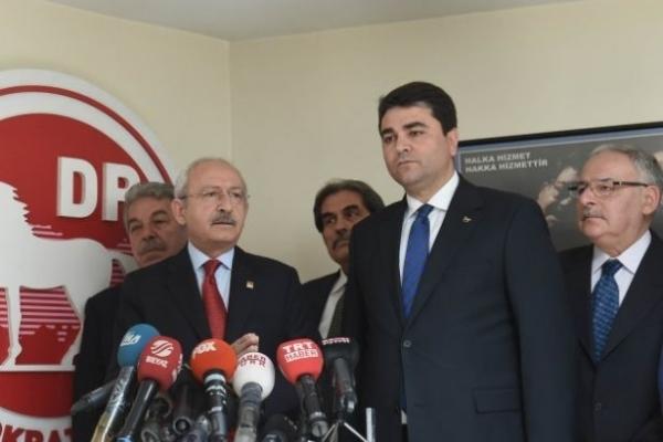 Demokrat Parti İstanbul İçin Seçim Tavrını Açıkladı