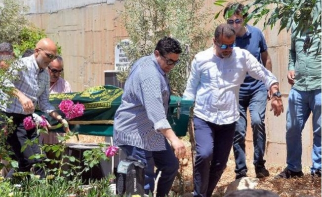 Gazeteci Hasan Erşan'ın Babası Son Yolculuğuna Uğurlandı