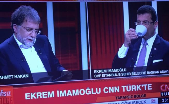 İmamoğlu, Yolsuzlukları Anlatınca Ahmet Hakan Dayanamadı!