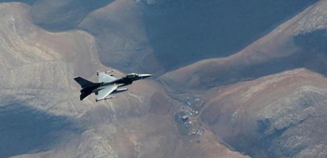 Irak'ın Kuzeyine Hava Harekatı: Terör Hedefleri İmha Edildi