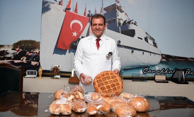 Mersin Büyükşehir'in Halk Ekmeğine Zam Yok