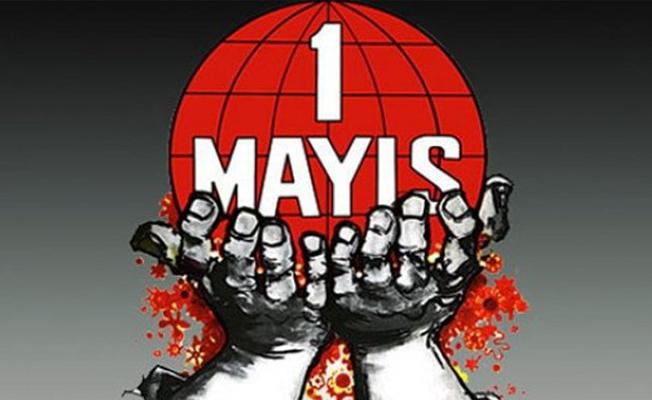 Mersin'de 1 Mayıs Coşkusu Saat 16:00'da Başlayacak