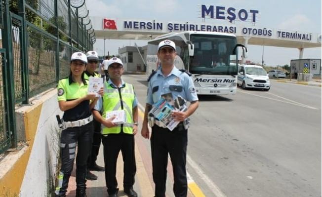 Mersin'de Bayram Tedbirleri