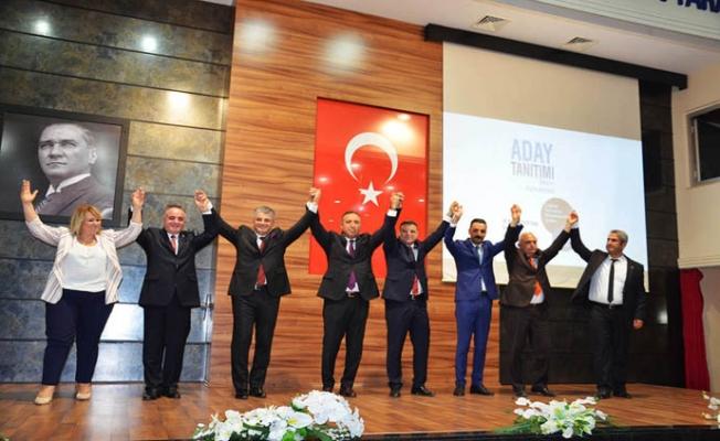 Mersin'de Mali Müşavirleri Seçim Heyecanı Sardı