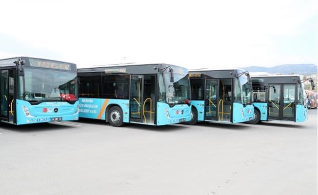 Mersin'de Milli Bayramlar'da Toplu Taşıma Ücretsiz Olacak