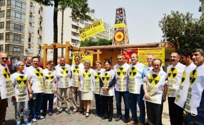 Mersin'deki Çernobil Anıtını Kim Kaldırdı ?
