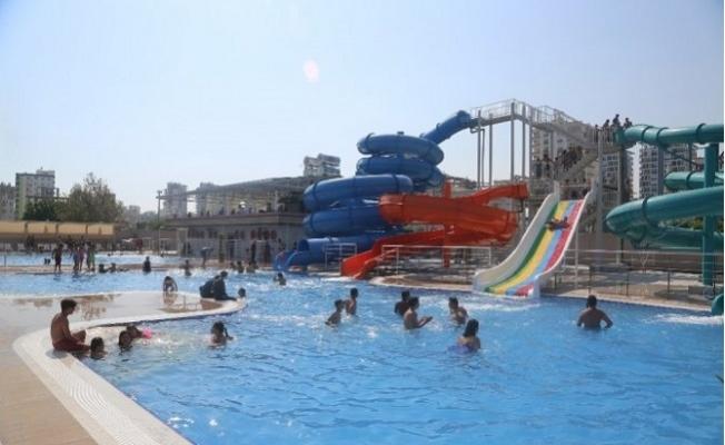 Mersin Erdemli'de Aquapark Bayramda Açılıyor