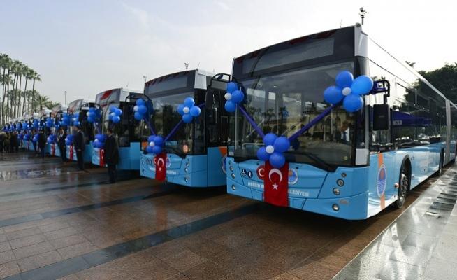 Mersin'de Öğrenci, Emekli ve Engelliler İçin Ulaşım 1 Liraya İndirildi